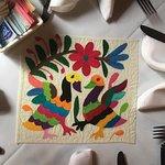 Table Textiles at Pepe Serrano's