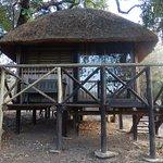 Notre cabane.