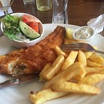We went to the red lion today after going around Stratford upon Avon. The meal was enjoyed by al