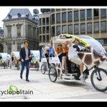 Cyclopolitain activité originale Lyon
