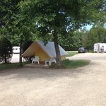 Photo de Camping Porte des Vosges