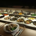 Jasons deli salad bar and seating