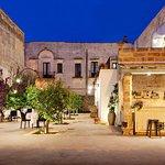 Giardino del '400 all'interno del centro storico di Racale(LE)