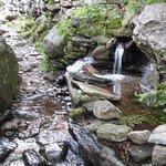 Wasserstelle kurz vor Fondo