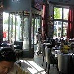 deserted -- no waiters