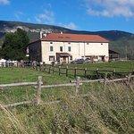 Le ranch situé en pleine nature, proche du village Vassieux en Vercors .