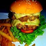 Big Stan burger
