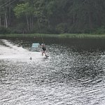 Wakeboarding at FlipSide Watersports at Oak Mountain
