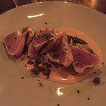 32C L'Unita's foodgasm inducing grilled albacore tuna in tonnato sauce - Foodie2758