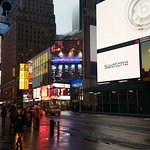 Broadway at Times Square Hotel Foto