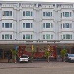 Hotel KVC Facade