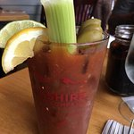Excellent (virgin) bloody mary.