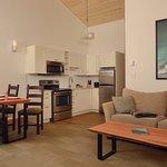 One Bedroom Beachfront - Kitchen