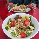 Foto van Jimmy's Greek American Grill