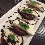 34E Il Fornaro's superb iteration of Caprese Salad - Foodie 2758