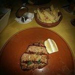 First class steak