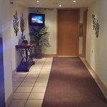 Lobby Elevator & Atm