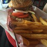 Bronson Burger