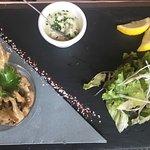 Friture d'éperlans, sauce tartare maison