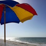 rent an umbrella for only $30/week