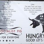 The Socialist Pig Foto