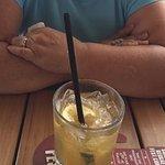sweet tea vodka/lemonade
