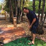 Boondocks Miniature Golf Foto