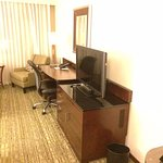 Standard amenities in the room