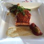 Salmon course