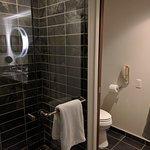 Toilet within bathroom