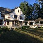 The beautiful Liberty Lodge.