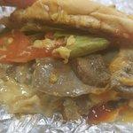 Veggie burger ❤ absolute ❤