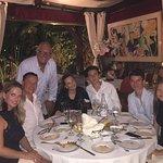 Family dinner @eddykerkhofs' place Il Picolino