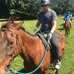 Amazing experience at cape tribulation horse ridding.