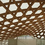 Un aspect de l'architecture du bâtiment