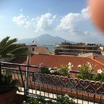 Views from roof terrace were amazing