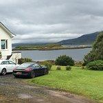Studio cottage which is 4 mins walk from three chimneys. I walked it in heels no problem! Ha ha
