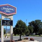 Foto de Hampton Inn Taos