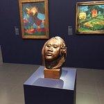 Sculpture de Gauguin