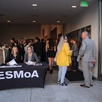 An ESMoA opening is always a treat!