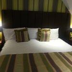 Room 33 bedroom