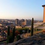Villa florentine et Lyon