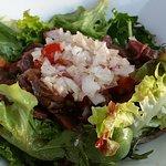 Salade de gésier de canard