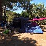 Foto de Camping les Amandiers