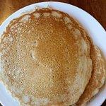 Huge Pancakes