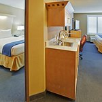 Perfect for families, we have a few 2 room suites available