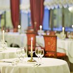 Restaurant at Grand Hotel Terme Trieste & Victoria
