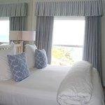 The small sea view window
