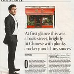From Giles Coren