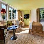 Tschuggen Grand Hotel Foto